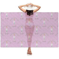 Doctor Avatar Sheer Sarong (Personalized)