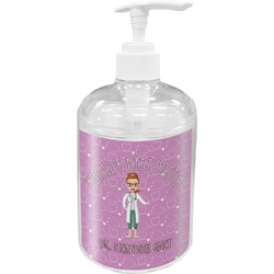 Doctor Avatar Soap / Lotion Dispenser (Personalized)