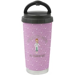 Doctor Avatar Stainless Steel Travel Mug (Personalized)
