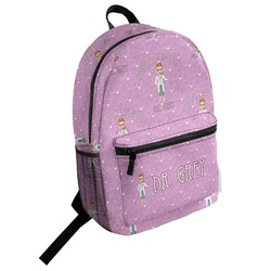 Doctor Avatar Student Backpack (Personalized)