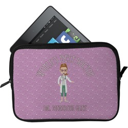 Doctor Avatar Tablet Case / Sleeve (Personalized)