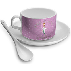 Doctor Avatar Tea Cup - Single (Personalized)