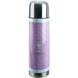 Doctor Avatar Stainless Steel Thermos (Personalized)