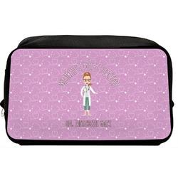 Doctor Avatar Toiletry Bag / Dopp Kit (Personalized)