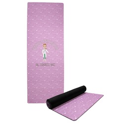 Doctor Avatar Yoga Mat (Personalized)