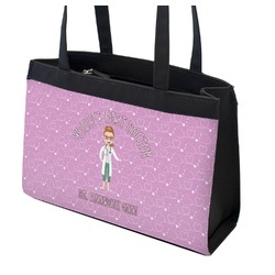 Doctor Avatar Zippered Everyday Tote (Personalized)