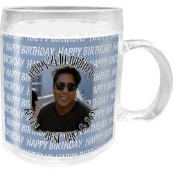 Photo Birthday Acrylic Kids Mug (Personalized)