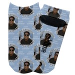 Photo Birthday Adult Ankle Socks (Personalized)