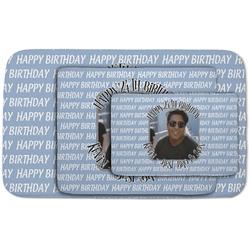 Photo Birthday Area Rug (Personalized)