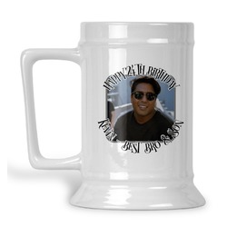 Photo Birthday Beer Stein (Personalized)