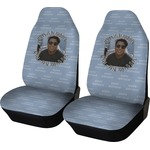 Photo Birthday Car Seat Covers (Set of Two) (Personalized)