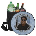 Photo Birthday Collapsible Cooler & Seat (Personalized)