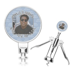 Photo Birthday Corkscrew (Personalized)