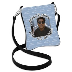 Photo Birthday Cross Body Bag - 2 Sizes (Personalized)