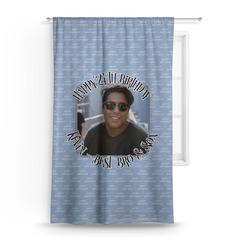 Photo Birthday Curtain (Personalized)