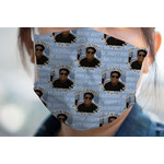 Photo Birthday Face Mask Cover (Personalized)