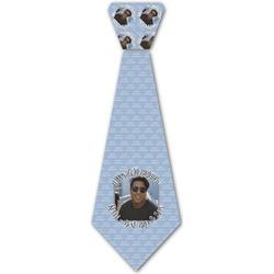 Photo Birthday Iron On Tie (Personalized)