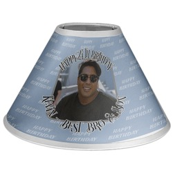 Photo Birthday Coolie Lamp Shade (Personalized)