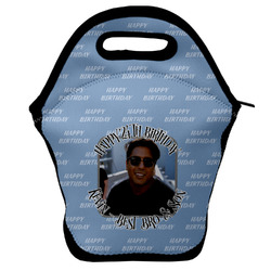 Photo Birthday Lunch Bag (Personalized)