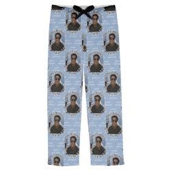 Photo Birthday Mens Pajama Pants (Personalized)
