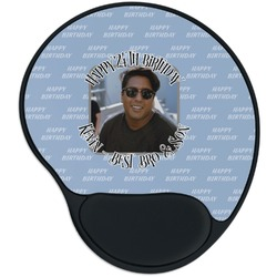 Photo Birthday Mouse Pad with Wrist Support