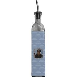 Photo Birthday Oil Dispenser Bottle (Personalized)