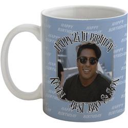 Photo Birthday Coffee Mug (Personalized)