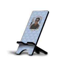 Photo Birthday Cell Phone Stands (Personalized)