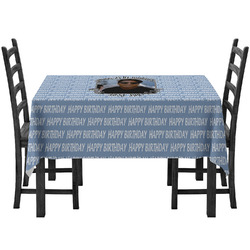 Photo Birthday Tablecloth (Personalized)