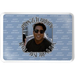 Photo Birthday Serving Tray (Personalized)