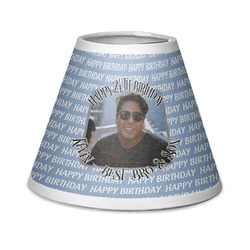 Photo Birthday Chandelier Lamp Shade (Personalized)