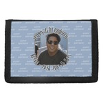 Photo Birthday Trifold Wallet (Personalized)