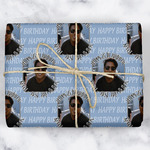 Photo Birthday Wrapping Paper
