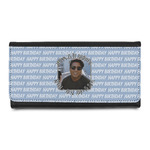 Photo Birthday Leatherette Ladies Wallet (Personalized)