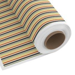 Swirls, Floral & Stripes Custom Fabric - Spun Polyester Poplin (Personalized)