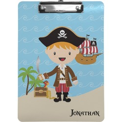Pirate Scene Clipboard (Personalized)