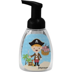 Pirate Scene Foam Soap Dispenser (Personalized)