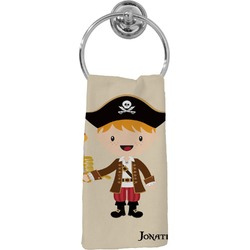 Pirate Scene Hand Towel - Full Print (Personalized)