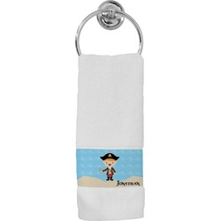 Pirate Scene Hand Towel (Personalized)