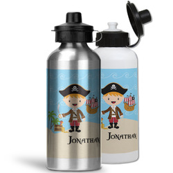Pirate Scene Water Bottles- Aluminum (Personalized)