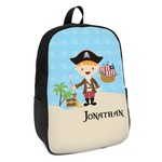 Pirate Scene Kids Backpack (Personalized)
