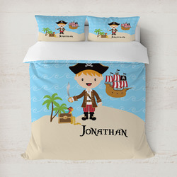 Pirate Scene Duvet Covers (Personalized)