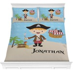 Pirate Scene Comforters (Personalized)