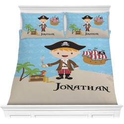 Pirate Scene Comforter Set (Personalized)