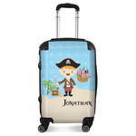 Pirate Scene Suitcase (Personalized)