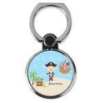 Pirate Scene Cell Phone Ring Stand & Holder (Personalized)