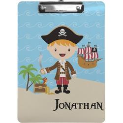 Pirate Scene Clipboard (Personalized)