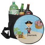 Pirate Scene Collapsible Cooler & Seat (Personalized)