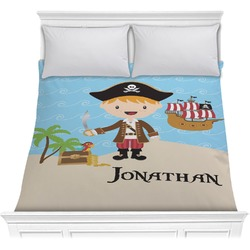 Pirate Scene Comforter (Personalized)