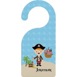 Pirate Scene Door Hanger (Personalized)